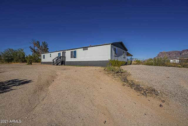 433 N Acacia Road, Apache Junction, AZ 85119 (MLS #6201350) :: Nate Martinez Team