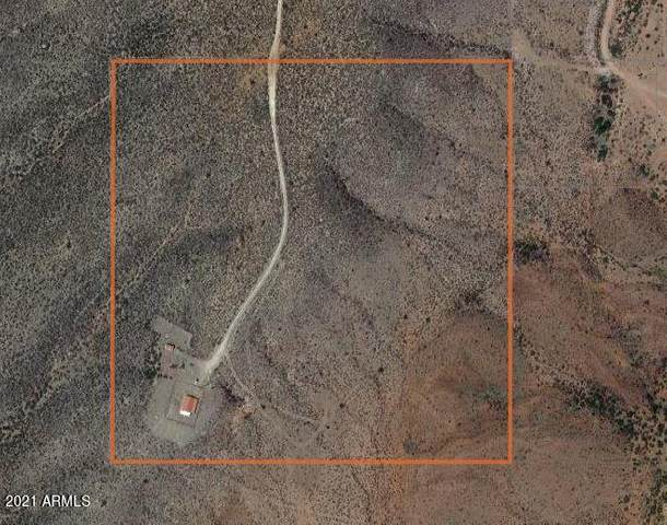 2429 S Swan Road, Bisbee, AZ 85603 (MLS #6201351) :: Long Realty West Valley