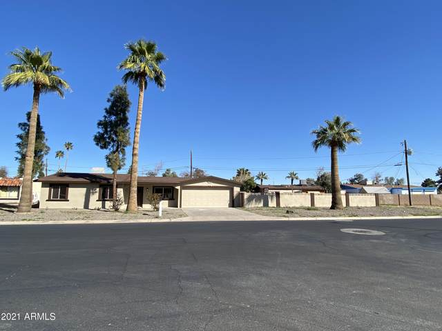 3901 N 24TH Avenue, Phoenix, AZ 85015 (MLS #6201355) :: Lucido Agency