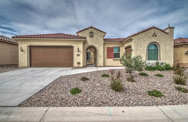 7858 W Cinder Brook Way, Florence, AZ 85132 (MLS #6201378) :: CANAM Realty Group