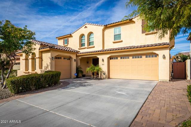 2872 E Redwood Place, Chandler, AZ 85286 (MLS #6201402) :: Yost Realty Group at RE/MAX Casa Grande