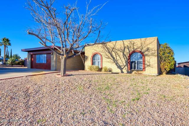 841 E Mimosa Circle, Sierra Vista, AZ 85635 (MLS #6201408) :: Arizona Home Group
