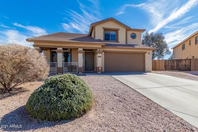 34838 N Stetson Court, Queen Creek, AZ 85142 (MLS #6201411) :: Jonny West Real Estate