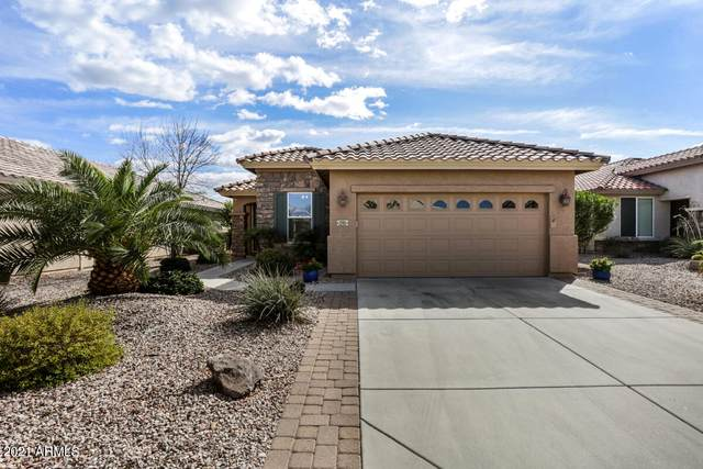 22911 W Moonlight Path, Buckeye, AZ 85326 (MLS #6201418) :: Keller Williams Realty Phoenix