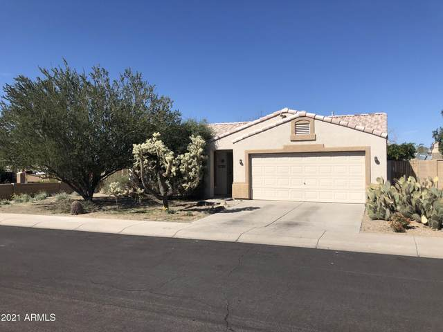 2602 E Helena Drive, Phoenix, AZ 85032 (MLS #6201428) :: The Newman Team