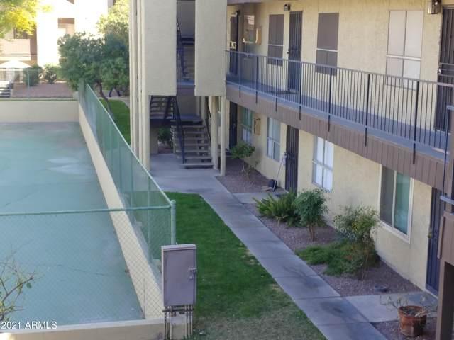 461 W Holmes Avenue #124, Mesa, AZ 85210 (MLS #6201430) :: Yost Realty Group at RE/MAX Casa Grande