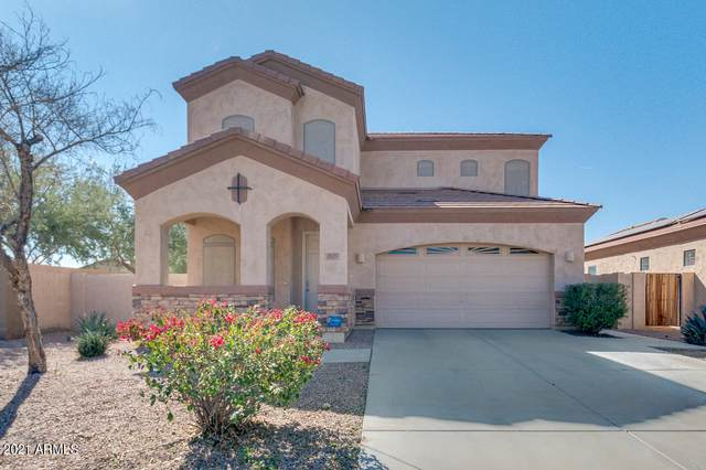25257 W Parkside Lane N, Buckeye, AZ 85326 (MLS #6201452) :: The AZ Performance PLUS+ Team