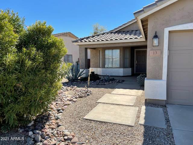 13 E Coral Bean Drive, San Tan Valley, AZ 85143 (MLS #6201459) :: The Carin Nguyen Team