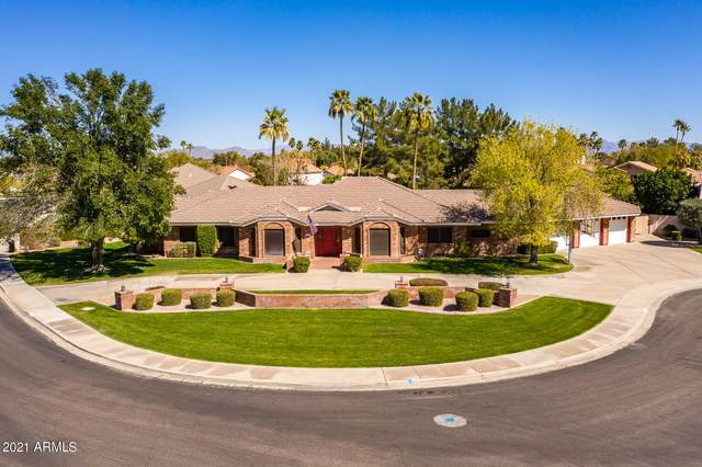 1461 S Creston Circle, Mesa, AZ 85204 (MLS #6201470) :: Yost Realty Group at RE/MAX Casa Grande