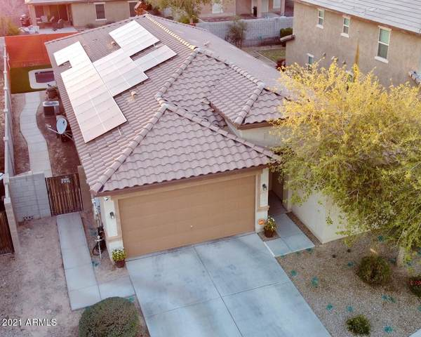 2628 S 171ST Lane, Goodyear, AZ 85338 (MLS #6201528) :: Arizona Home Group