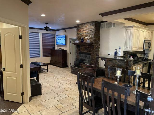 6900 E Princess Drive #1205, Phoenix, AZ 85054 (MLS #6201534) :: NextView Home Professionals, Brokered by eXp Realty