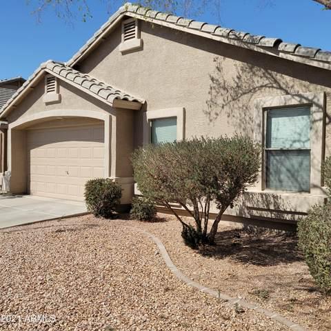 42380 W Anne Lane, Maricopa, AZ 85138 (MLS #6201540) :: Yost Realty Group at RE/MAX Casa Grande