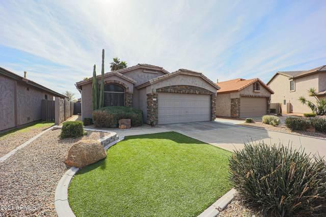 4809 E Mossman Road, Phoenix, AZ 85054 (MLS #6201544) :: Executive Realty Advisors