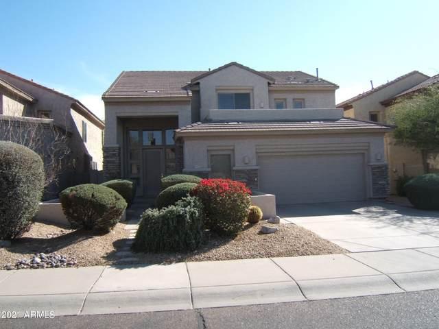 7677 E Via Del Sol Drive, Scottsdale, AZ 85255 (MLS #6201548) :: Dave Fernandez Team | HomeSmart