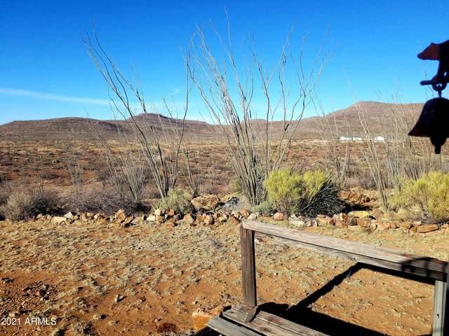 3913 S Rock Ridge Trail, Tombstone, AZ 85638 (MLS #6201549) :: Keller Williams Realty Phoenix