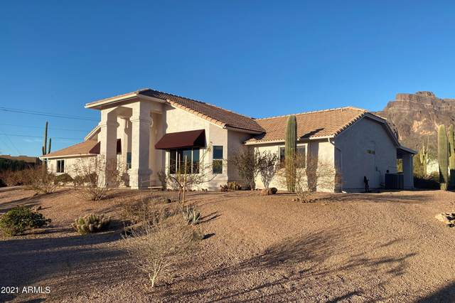 5701 E Junction Street, Apache Junction, AZ 85119 (MLS #6201557) :: Yost Realty Group at RE/MAX Casa Grande