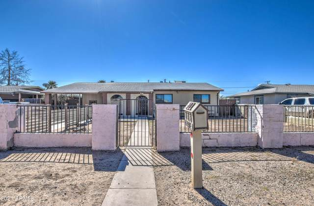 311 W 12TH Street, Eloy, AZ 85131 (MLS #6201575) :: Yost Realty Group at RE/MAX Casa Grande