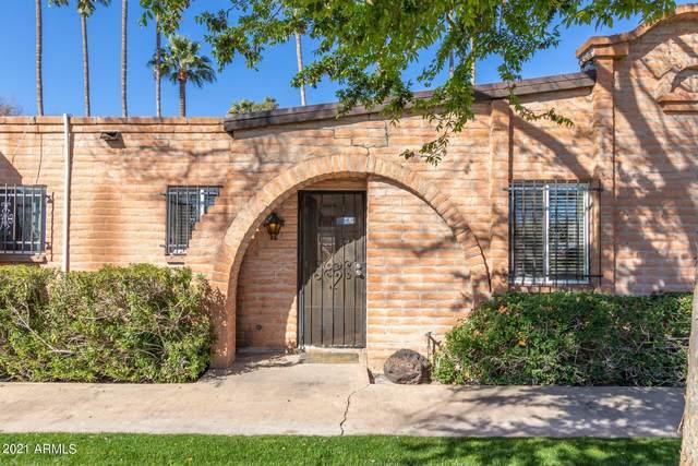 3036 N 32ND Street #303, Phoenix, AZ 85018 (MLS #6201582) :: Executive Realty Advisors