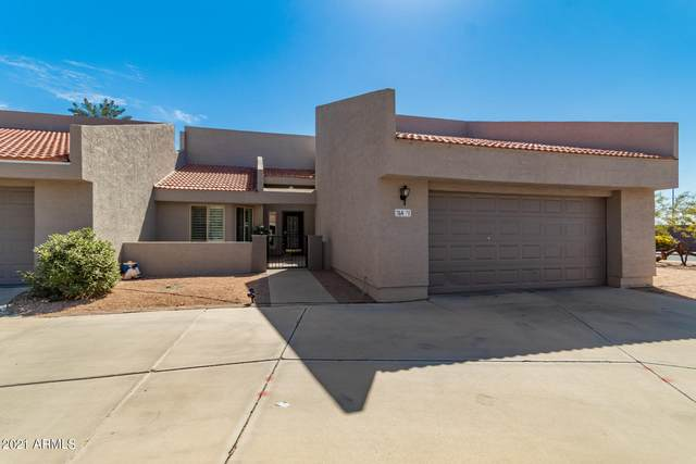 764 W El Monte Place #1, Chandler, AZ 85225 (MLS #6201589) :: Executive Realty Advisors