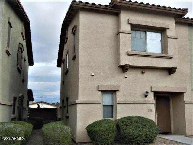 525 N Miller Road #174, Scottsdale, AZ 85257 (MLS #6201596) :: D & R Realty LLC