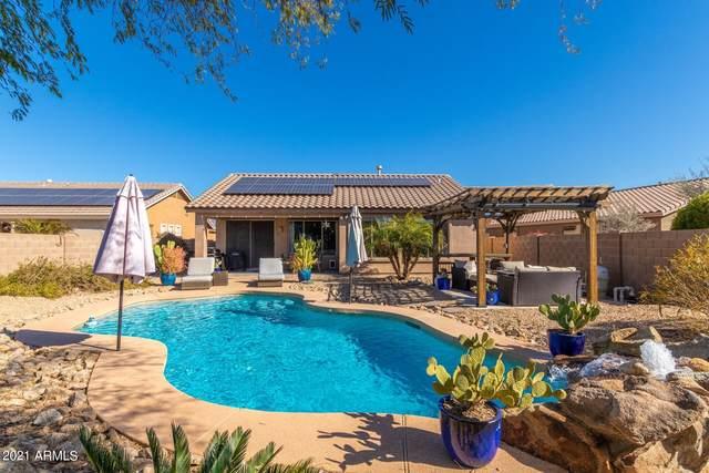 13274 S 176TH Avenue, Goodyear, AZ 85338 (MLS #6201599) :: Executive Realty Advisors