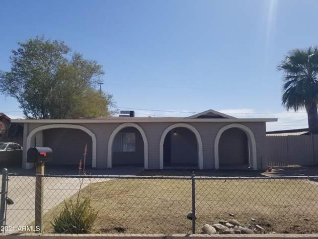 2941 W Adams Street, Phoenix, AZ 85009 (MLS #6201618) :: Nate Martinez Team