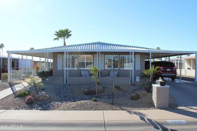 2260 N Demaret Drive, Mesa, AZ 85215 (MLS #6201620) :: My Home Group