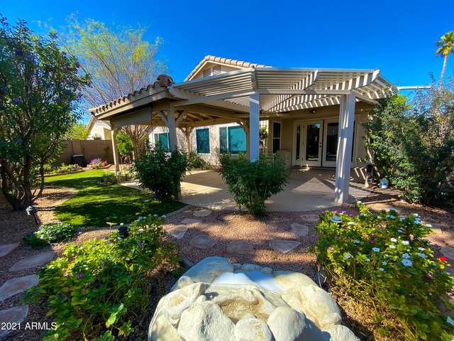 731 W Douglas Avenue, Gilbert, AZ 85233 (MLS #6201640) :: Yost Realty Group at RE/MAX Casa Grande