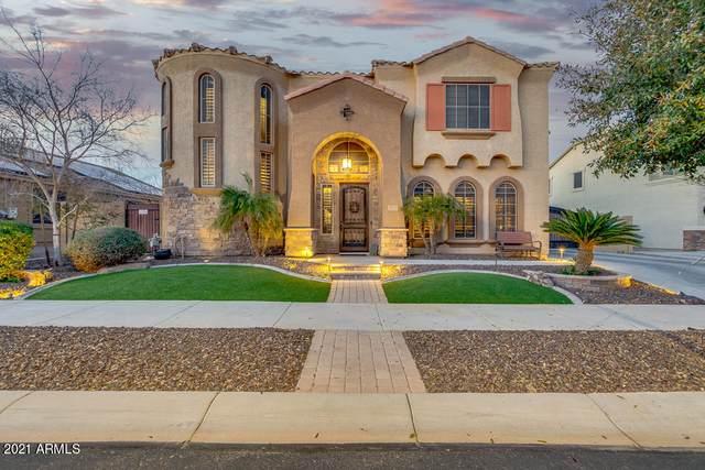 17790 W Wood Drive, Surprise, AZ 85388 (MLS #6201650) :: Long Realty West Valley