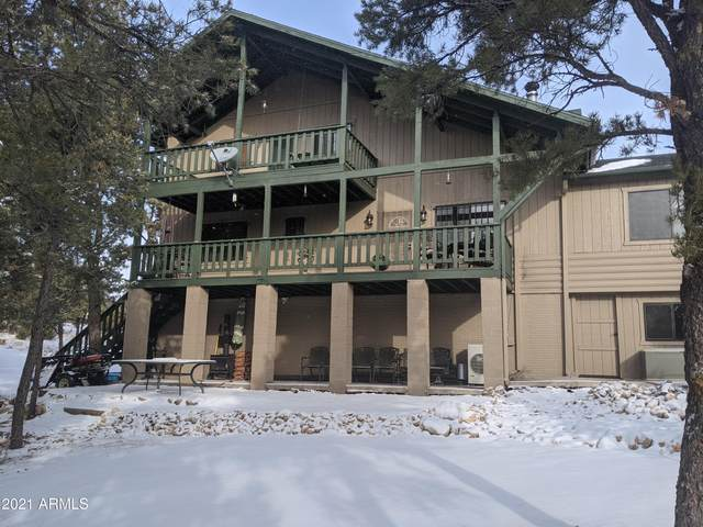 2967 Lodgepole Road, Overgaard, AZ 85933 (#6201658) :: Long Realty Company
