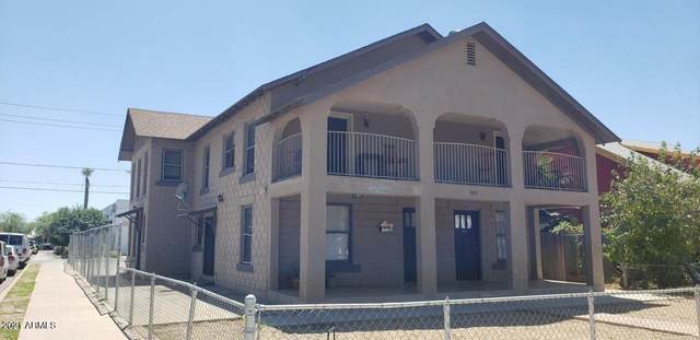 925 E Mckinley Street, Phoenix, AZ 85006 (MLS #6201664) :: Nate Martinez Team