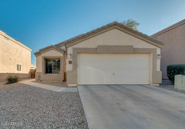 6581 E Stacy Street, Florence, AZ 85132 (MLS #6201665) :: Devor Real Estate Associates