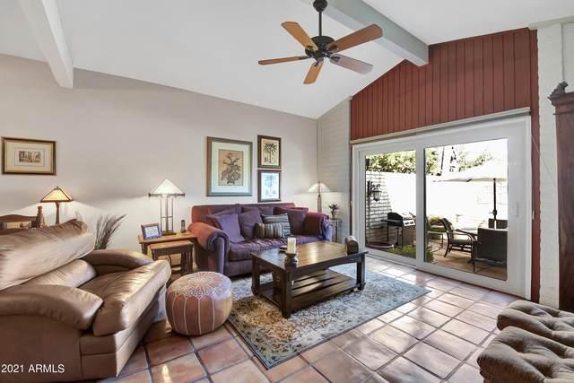 4525 N 66TH Street #6, Scottsdale, AZ 85251 (#6201675) :: Long Realty Company