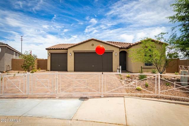 991 S 9TH Place, Coolidge, AZ 85128 (MLS #6201677) :: The Laughton Team