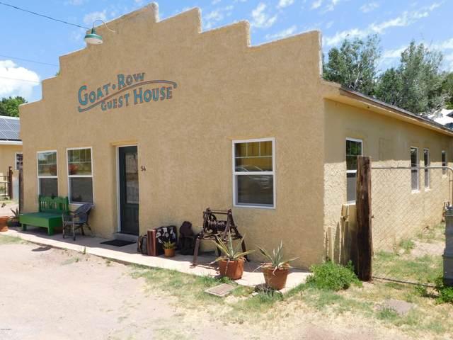 54 Cochise Row Row, Bisbee, AZ 85603 (MLS #6201682) :: Yost Realty Group at RE/MAX Casa Grande