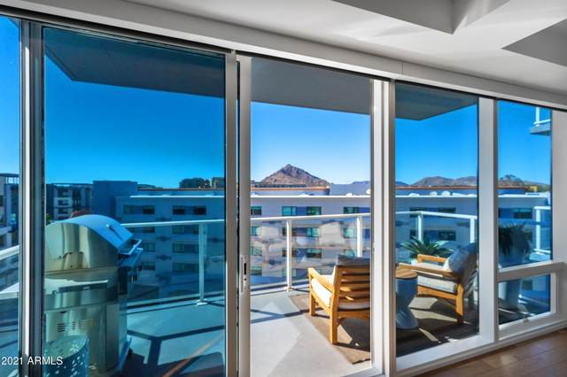 4422 N 75TH Street #6006, Scottsdale, AZ 85251 (MLS #6201696) :: The Ellens Team