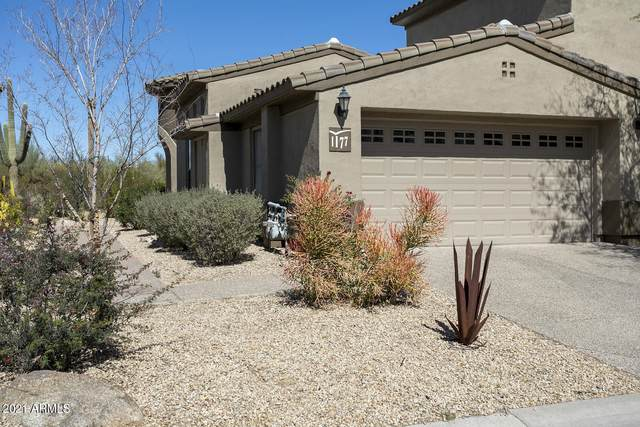 20802 N Grayhawk Drive #1177, Scottsdale, AZ 85255 (MLS #6201701) :: Executive Realty Advisors