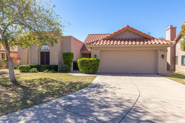 10537 E Cinnabar Avenue, Scottsdale, AZ 85258 (MLS #6201707) :: The Carin Nguyen Team