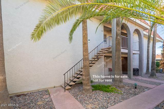 1650 N 87TH Terrace B16, Scottsdale, AZ 85257 (MLS #6201715) :: Yost Realty Group at RE/MAX Casa Grande
