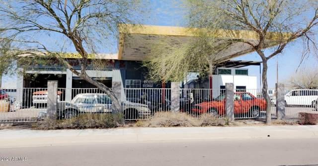 308 W Pima Street, Gila Bend, AZ 85337 (MLS #6201718) :: Scott Gaertner Group