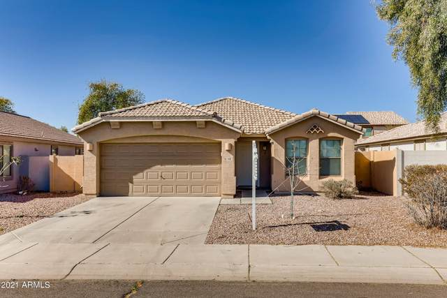 428 S 152ND Lane, Goodyear, AZ 85338 (MLS #6201720) :: Yost Realty Group at RE/MAX Casa Grande
