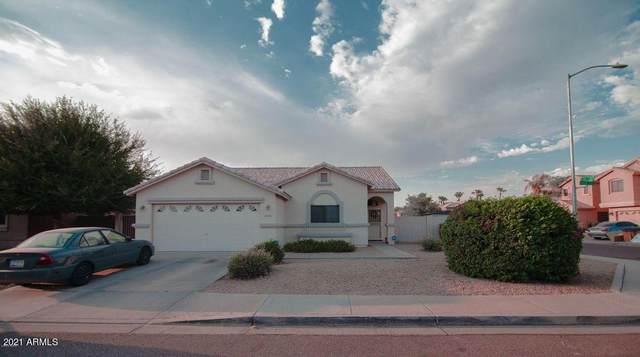 5158 W Vista Avenue, Glendale, AZ 85301 (MLS #6201722) :: The Carin Nguyen Team