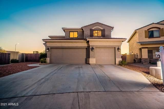 15414 N 174TH Lane, Surprise, AZ 85388 (MLS #6201726) :: Long Realty West Valley