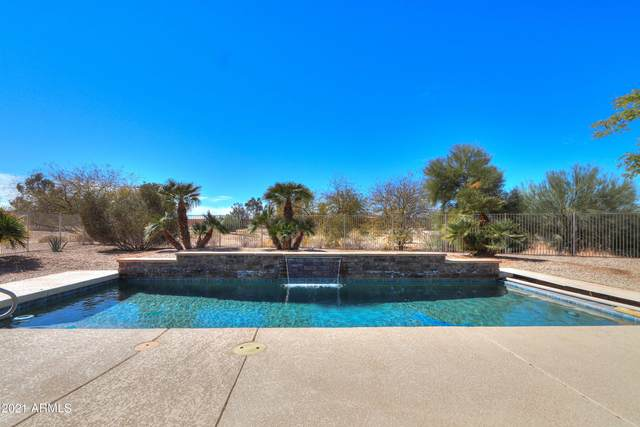 81 S Seville Lane, Casa Grande, AZ 85194 (MLS #6201731) :: Yost Realty Group at RE/MAX Casa Grande