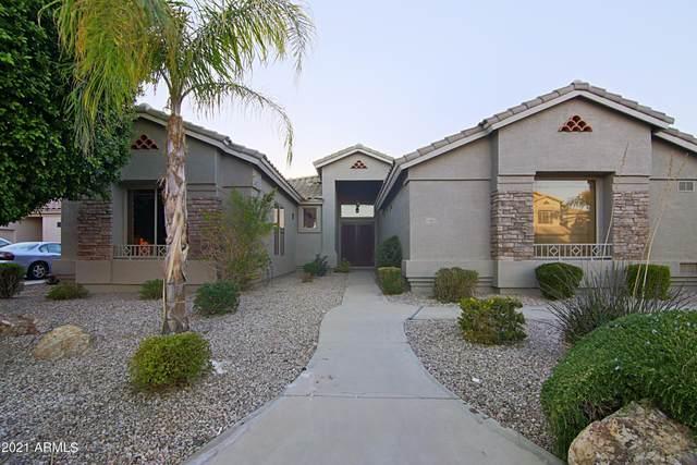 1580 S Carriage Lane, Chandler, AZ 85286 (MLS #6201743) :: Zolin Group
