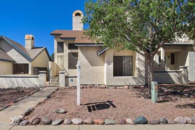 1535 N Horne Street #111, Mesa, AZ 85203 (MLS #6201754) :: Yost Realty Group at RE/MAX Casa Grande