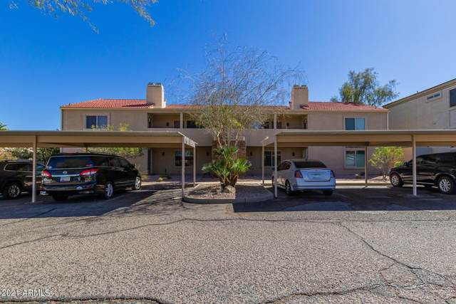 16705 E Westby Drive #103, Fountain Hills, AZ 85268 (MLS #6201755) :: D & R Realty LLC