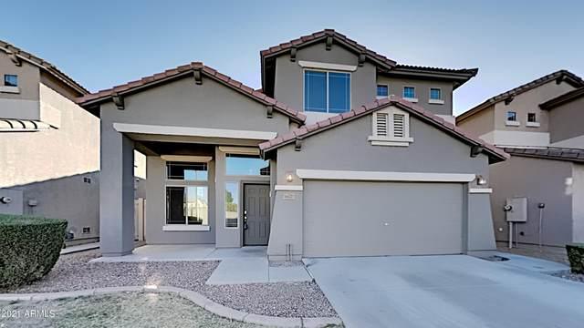 16627 N 171ST Drive, Surprise, AZ 85388 (MLS #6201756) :: Long Realty West Valley