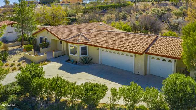 785 W Santa Fe Drive, Wickenburg, AZ 85390 (MLS #6201763) :: Keller Williams Realty Phoenix