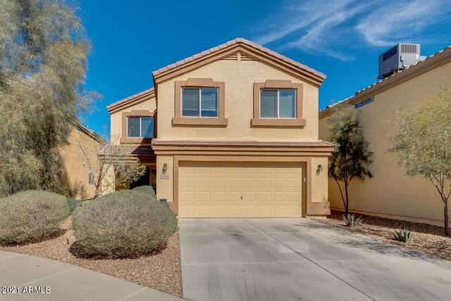 23935 N Desert Agave Street, Florence, AZ 85132 (#6201766) :: Luxury Group - Realty Executives Arizona Properties